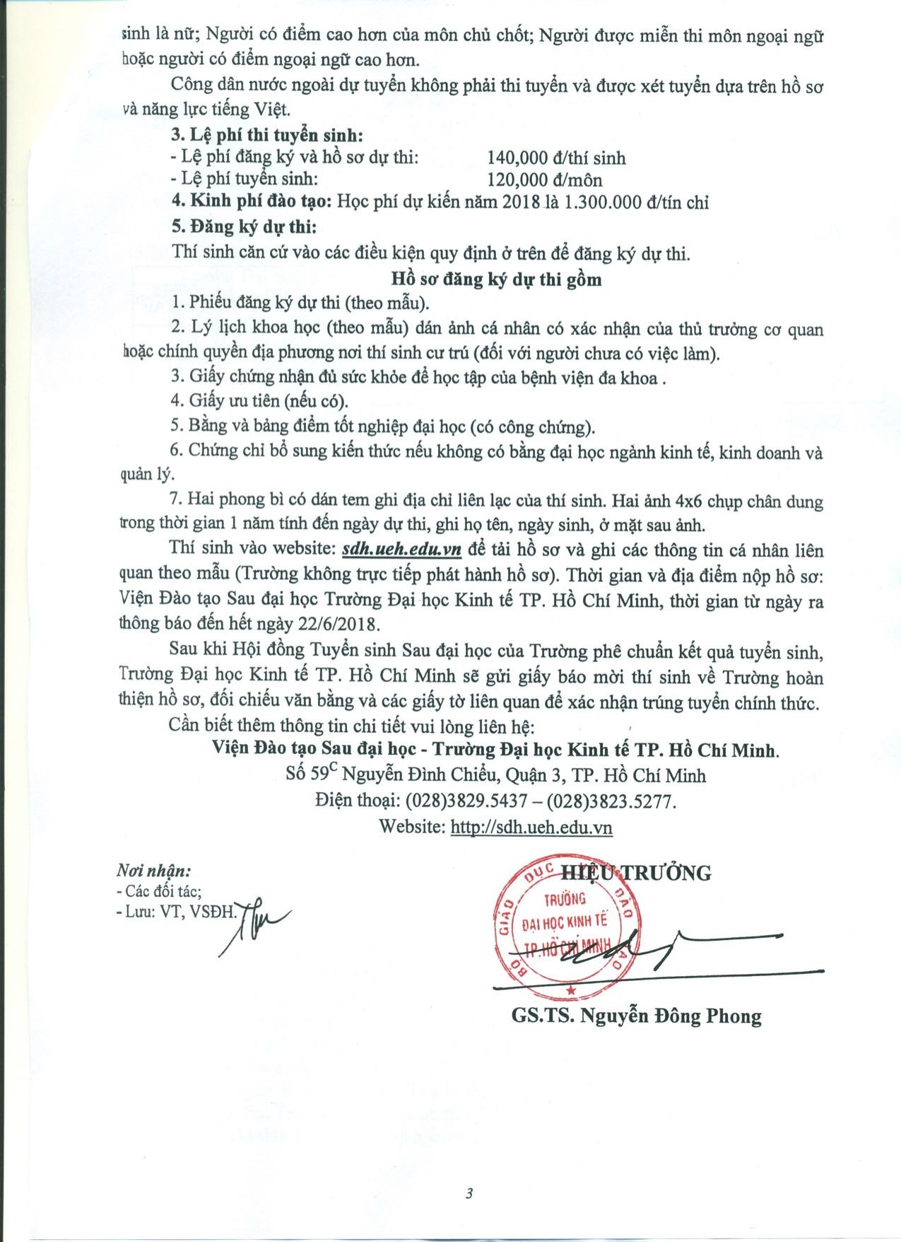 Thong bao tuyen sinh Thac si Quan ly Cong 2018-3