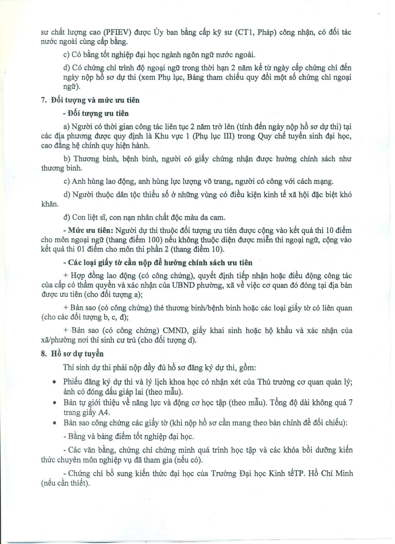 Thong bao tuyen sinh Thac si Dieu hanh Cao cap QLC 2018-3