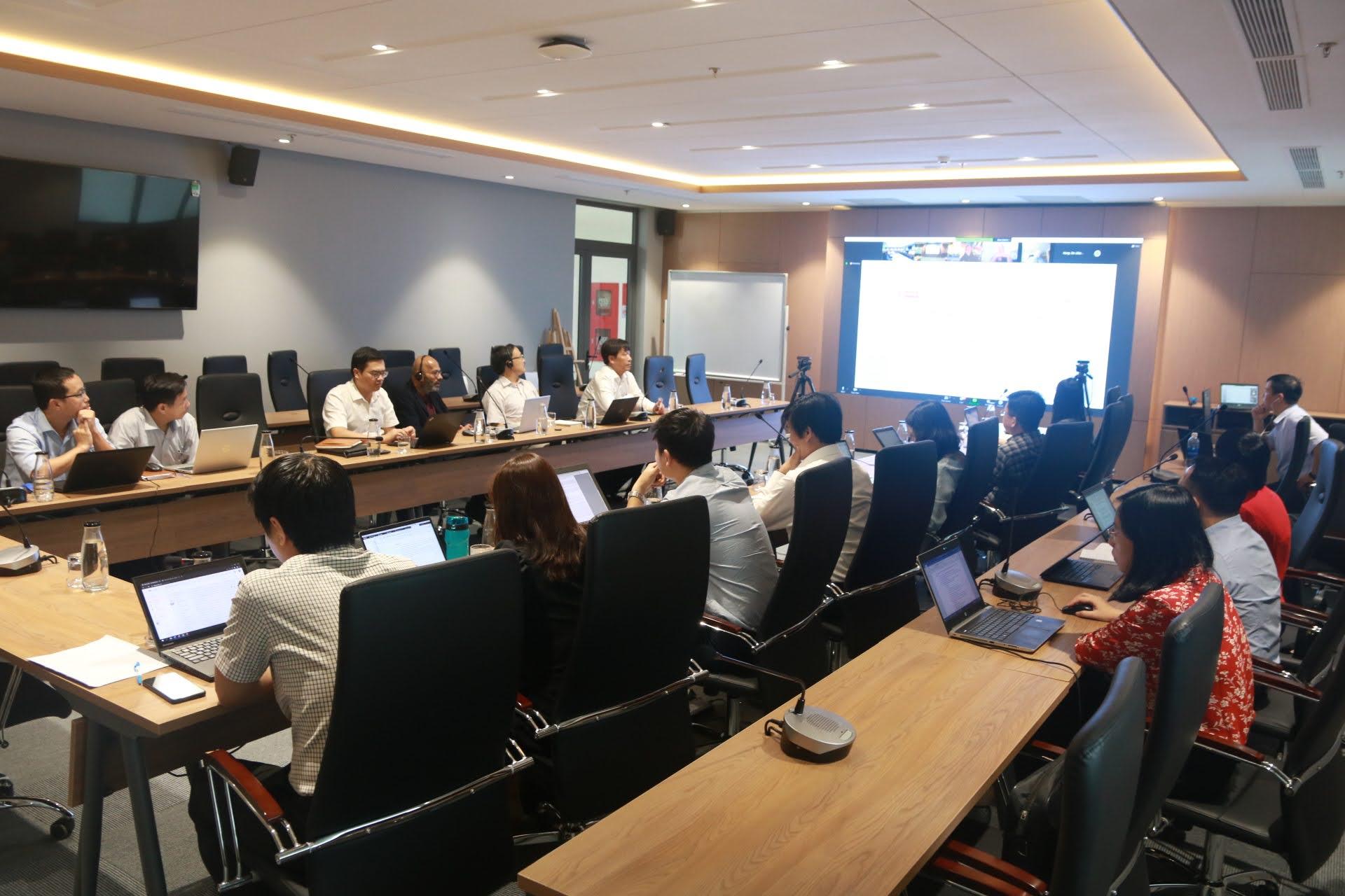 Khoa Quản lý Nhà Nước tổ chức chuỗi hội thảo về xây dựng chiến lược hoạt động thuộc dự án Tăng cường năng lực cấp tỉnh (SPC) của USAID.